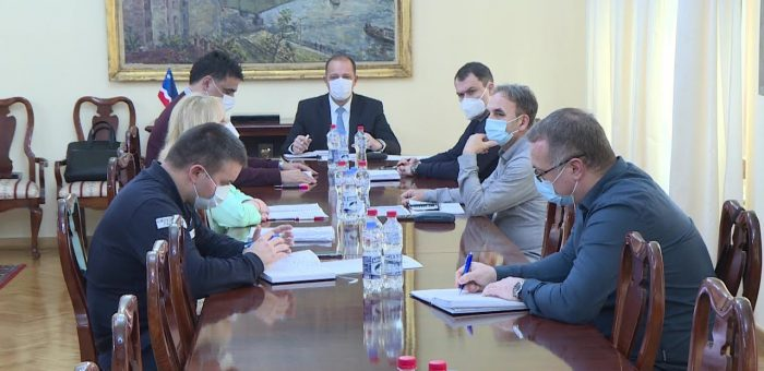 Info – Povoljnija epidemioloska situacija tokom protekel sedmice (TV KCN 21.12.2020)