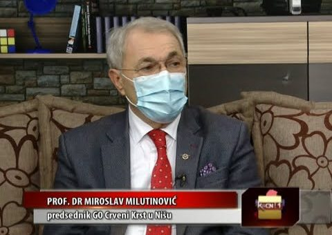 Srbija Online – Miroslav Milutinovic (TV KCN 21.12.2020)