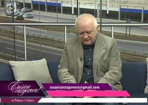Casica razgovora – Dusan Janic, politicki analiticar (TV KCN 22.01.2021)