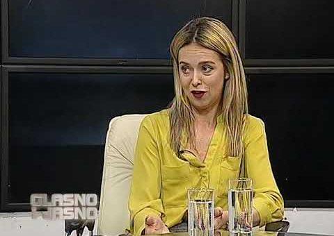 Glasno i jasno 171 – Aleksandra Sandor, Sanja Pavlovic (TV KCN)
