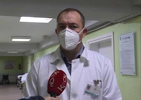 Info – Kovid, hitna i porodiliste u Jagodini (TV KCN 04.01.2021)