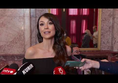 """Info –  Premijera predstave """"Ana Karenjina"""" – (TV KCN 21.01.2021)"""
