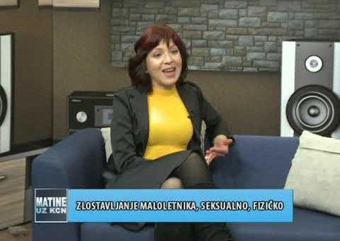 KCN Matine – Ivana Peric i Marko Njegomir (TV KCN 23.01.2021)