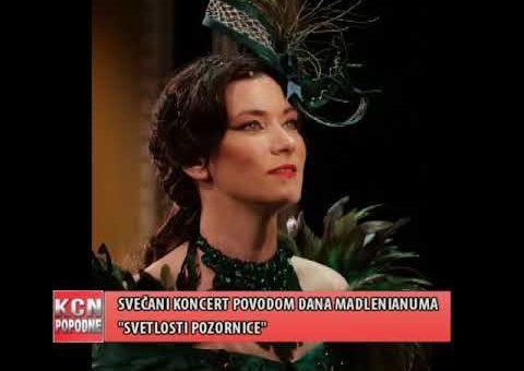 KCN Popodne – Tatjana Rapp (TV KCN 23.01.2021)