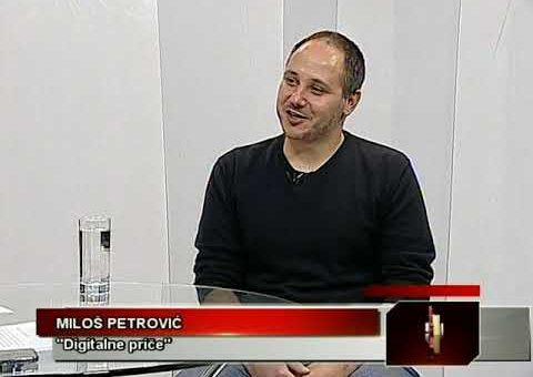 Srbija online – Milos Petrovic (TV KCN 20.04.2021)