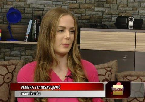 Izbor za mis Srbije  – Venera Stanisavljević (Srbija online TV KCN 26.10.2021)
