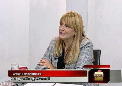 Srbija online – Bojana Tomic Brkusanin (TV KCN 14.10.2021.)