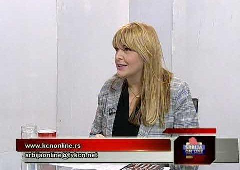 Srbija online – Jelena Simic, muzej iluzija (TV KCN 14.10.2021.)