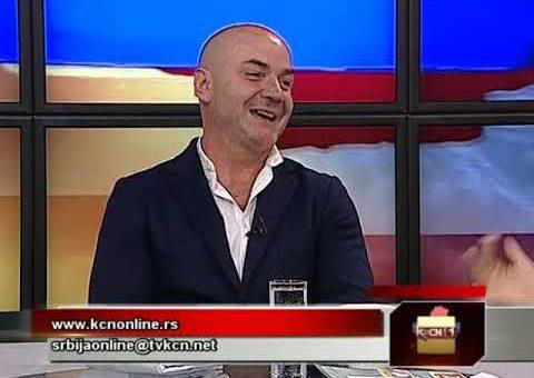 Srbija online – Marko Simic, Veljko Micovic (TV KCN 27.10.2021.)