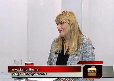 Srbija online – Vladan Babic, Omer Ametovic (TV KCN 14.10.2021.)