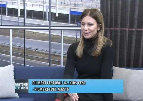 KCN Matine – Katarina Damjan (TV KCN 19.12.2020)