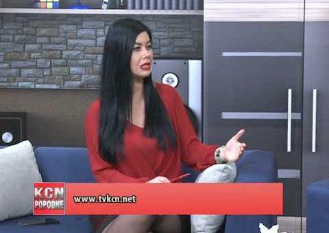 KCN Popodne – Andjela Bucanovic, astrolog (TV KCN 19.12.2020)