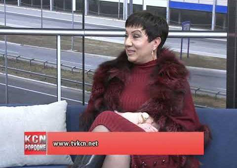 KCN Popodne – dr Ljudmila Vukosavljevic, kvantna medicina (TV KCN 19.12.2020)