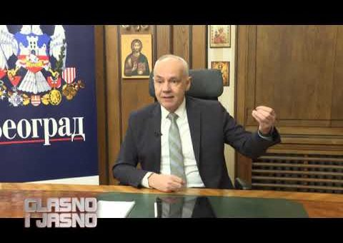 Glasno i jasno 172 – dr Zoran Radojicic i Dejan Ristic (TV KCN)
