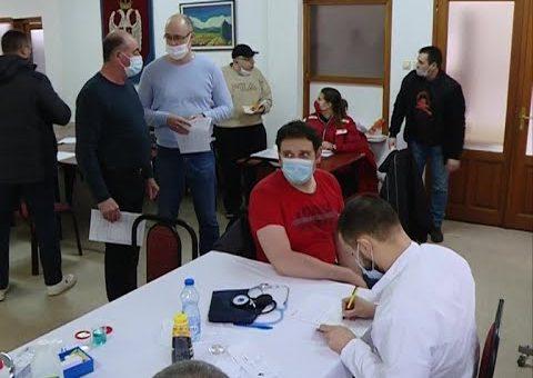 Info –  Akcija davanja krvi u Jagodini (TV KCN 28.01.2021)