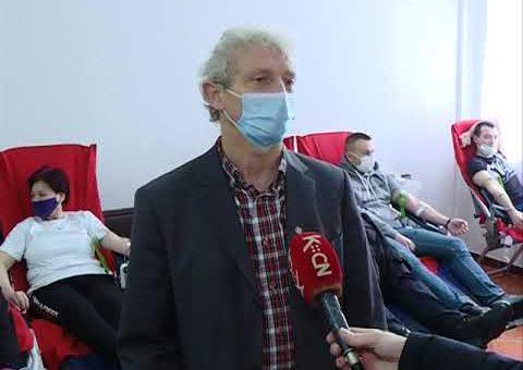 Info – Akcija davanja krvi u Rakitovu kod Jagodine (TV KCN 18.01.2021)