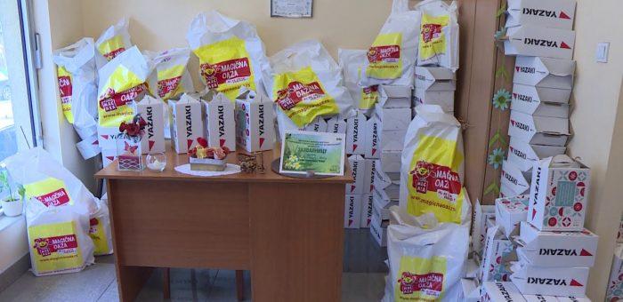 Info – Paketici za decu od Jazakija (TV KCN 28.01.2021)