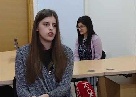 Info  Profesionalna orijentacija u Centru za obrazovanje u Jagodini (TV KCN 26.01.2021)