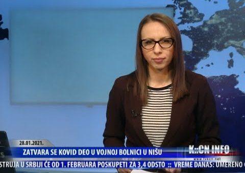 Informer – (TV KCN 28.01.2021)