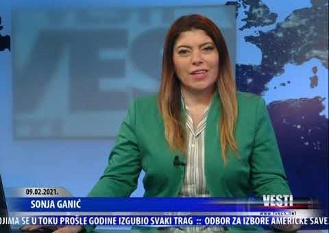 Casica razgovora – Milan Bozovic, direktor Komore sudskih vestaka Srbije (TV KCN 09.02.2021)