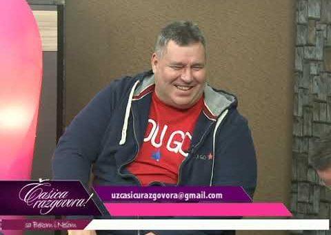 Casica razgovora – Robert Santo, Miklos Bognar (TV KCN )