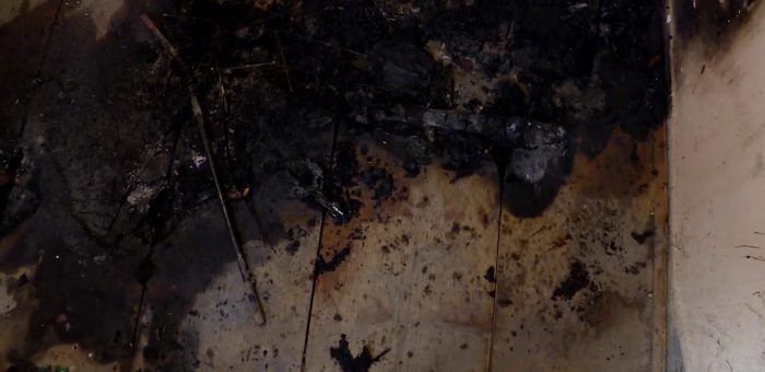 Info – Izgoreo covek (TV KCN 12.02.2021)