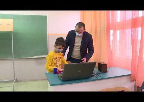 Info –  Program za slepe i slabovide učenike – (TV KCN 09.02.2021)