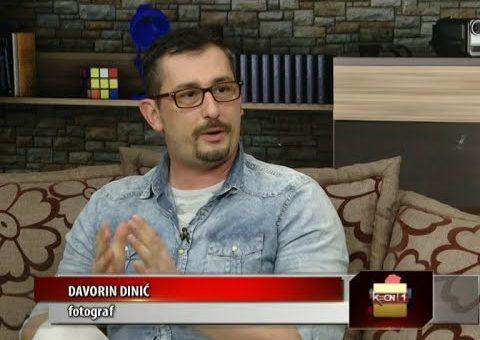 Srbija online – Davorin Dinic fotograf (TV KCN 12.02.2021)