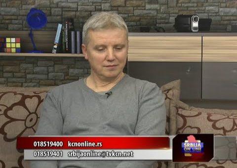 Srbija online – Dragan Miljkovic TV KCN (08.02.20218)