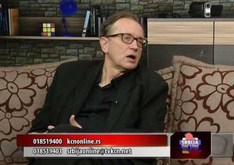 Srbija online – Goran Stankovic o Branku Miljkovicu (TV KCN 12.02.2021)
