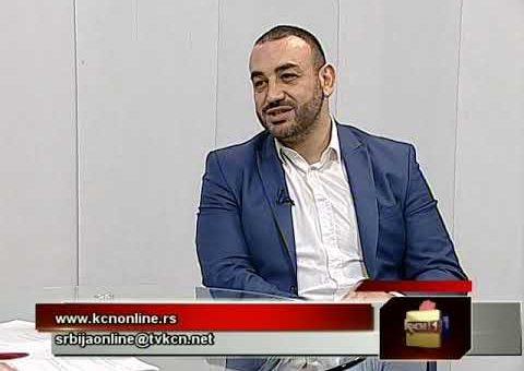Srbija online – Ivan Jegorovic (TV KCN 09.02.2021)