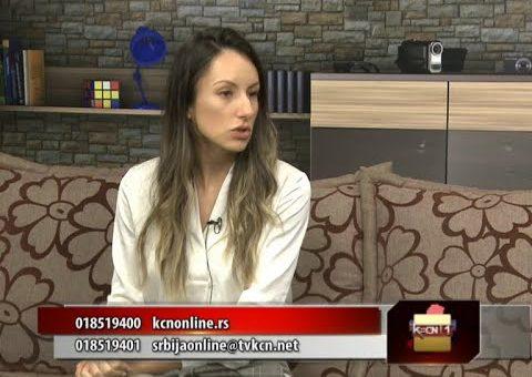 Srbija online – Nina Nikolic TV KCN (08.02.20218)
