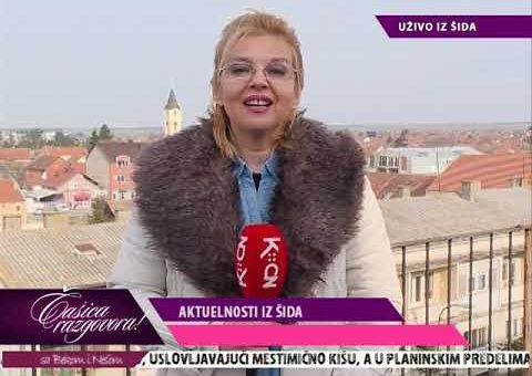 Casica razgovora – dr Dragoslava Saponja, kardiolog (TV KCN 09.03.2021)
