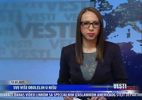 """Casica razgovora – Ljubisa Djurovic – direktor CK  """"Vlada Divljan"""" ( TV KCN 15.03.2021.)"""
