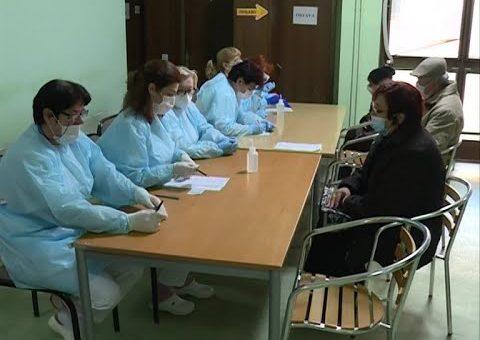 Info – Imunizacija gradjana Jagodine (TV KCN 06.03.2021)
