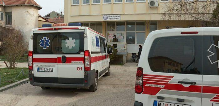 Info –  Slab odziv za vakcinaciju u Merošini – (TV KCN 09.03.2021)