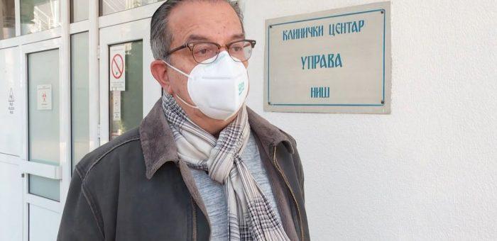 Info – U Nišu i dalje veliki broj obolelih od covida 19 – (TV KCN 26.03.2021)