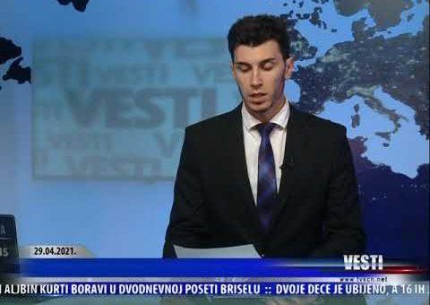 Casica razgovora – Aleksandar Rakicevic, direktor gradjevinkse tehnicke skole (TV KCN 29.04.2021)