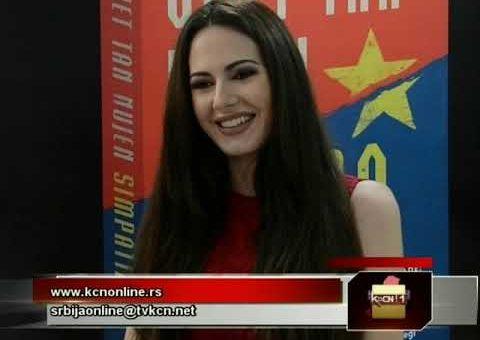 Srbija online – Jovana Hismajer, pisac (TV KCN 29.04.2021)