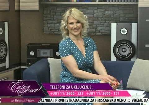Casica razgovora – Marko Nikolic, bokser (TV KCN 06.05.2021)