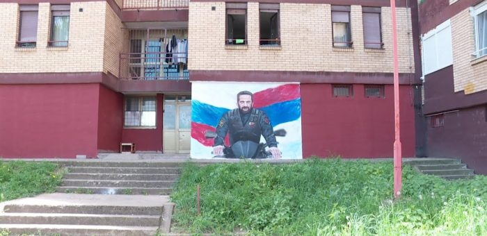 Info – Mural posvećen Saši Saviću Švabi (TV KCN 05.05.2021)