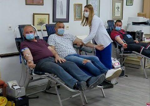 Info – Nacionalni dan davalaca krvi (TV KCN 20.05.2021)