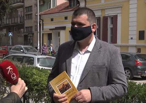 Info – Nova knjiga Dragomira Zecevica (TV KCN 07.05.2021)