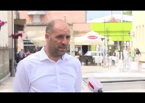 Info – Uredjenje infrastrukture u Cupriji (TV KCN 20.05.2021)