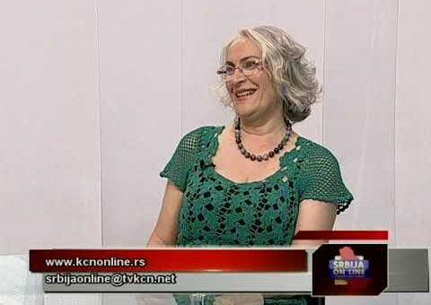 Srbija online – Dragica Pejovic, dizajner nakita (TV KCN 20.05.2021)