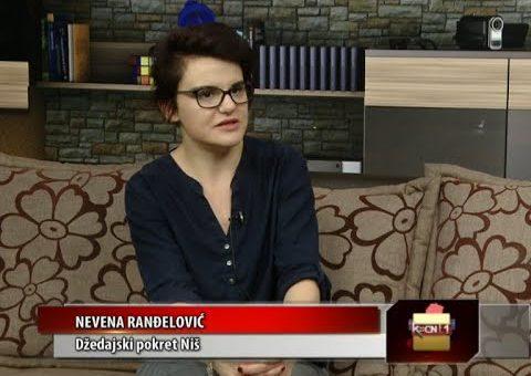Srbija online – Nevena Randjelovic (TV KCN 05.05.2021)