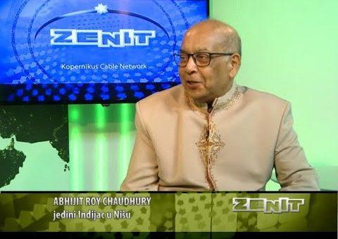 Zenit – Abhijit Roy Chaudhury – (TV KCN 21.04.2021)