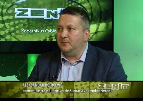 Zenit – Aleksandar Bogićević – (TV KCN 28.04.2021)