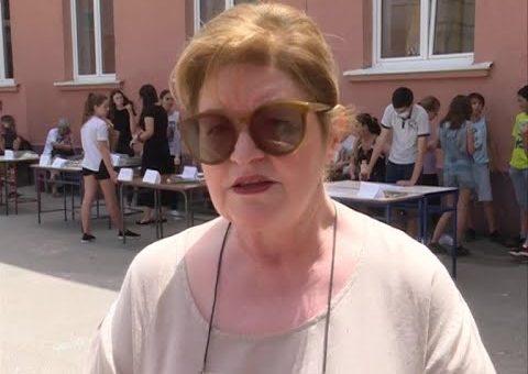 Info – Prodaja polovnih udzbenika u OS 17. oktobar u Jagodini (TV KCN