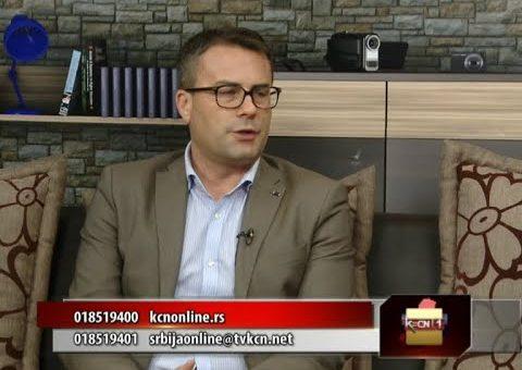Srbija online – Tomislav kostic (TV KCN 22.07.2021)